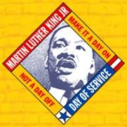 Martin Luther King, Jr. Day of Service - Jan 18, 2016